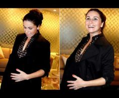 Giovanna Antonelli, gravida