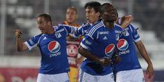 Lo dice EL TIEMPO. Millonarios más cerca del campeonato y de la estrella. http://www.eltiempo.com/deportes/futbol-colombiano/millonarios-mas-cerca-del-campeonato-y-de-la-estrella_12428720-4