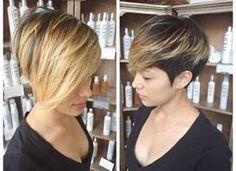 Señoras favoritos Estilos Pixie corte de pelo //  #Corte #Estilos #favoritos #pelo #Pixie #señoras