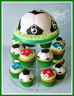 The Magical Cupcake Company - Cakes