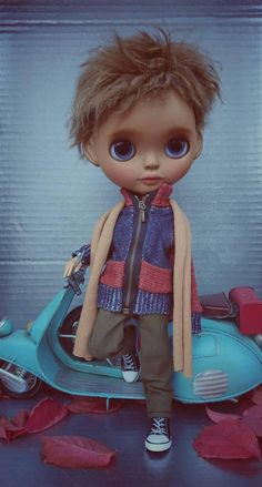 Blythe boy friends autumn collections...free shipping