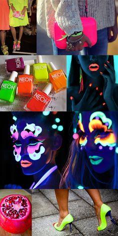 NEON TREND: GLOW IN THE DARK,  Go To www.likegossip.com to get more Gossip News!