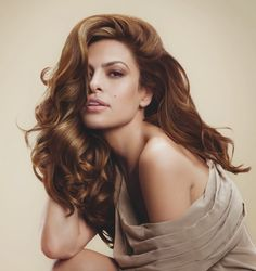 Our lovely Pantene ambassador, Eva Mendes _ Pantene hair