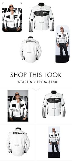 Designer Clothes, Shoes & Bags for Women Fashion Menswear, Men's Fashion, Vin Diesel, Fast And Furious, Shoe Bag, Jacket, Polyvore, Stuff To Buy, Shopping