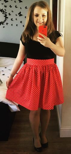 @cme202'2 Clemence skirt - sewing pattern in Love at First Stitch