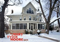 """The """"Mary Tyler Moore Show"""" House For Sale in Minneapolis"""