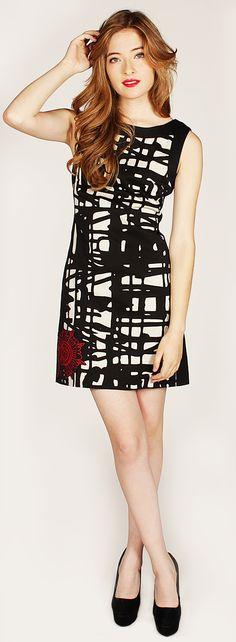 We love this Desigual Dress
