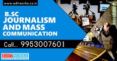 Make your Career in media and communication Industry. Indian media industry is one of the fastest growing industries