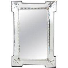 Mirror, France, circa 1890
