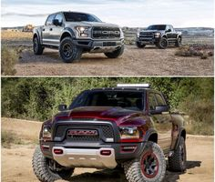 The 2017 Ford Raptor's incredible new color is called Avalanche Grey Ford Raptor Vs Ram Rebel on rebel dodge ram truck 2016, fiat pickup truck ram, rebel dodge ram truck 2015,