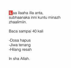 New Quotes Indonesia Islam 21 Ideas Quran Quotes Inspirational, Islamic Love Quotes, Muslim Quotes, New Quotes, Book Quotes, Words Quotes, Life Quotes, Religion Quotes, Prayer Verses