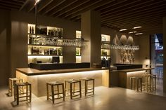 Tarruella Trenchs Designed The Turqueta Restaurant In Valencia A E With Minorcan Soul And Domestic Ambience