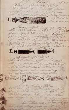 Whaling Journal Kept by George Smith, 1847-1851