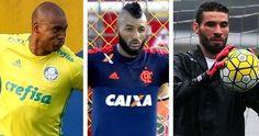 Monte sua seleção do Brasileiro: quem é o melhor de cada posição? | Playbuzz