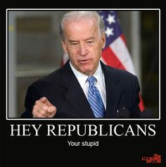 Biden's Very Special Message For Republicans