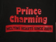 Custom boy's Valentine's Day Prince Charming tshirt by renner1012, $16.00