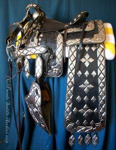 Parade Saddles For Sale