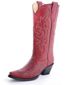 Oh, cutie red Corral boots, I heart you. See you soon, lovelies! #AWBU http://www.countryoutfitter.com/products/27504-womens-desert-red-goat-leather-boot-r1952 #cowgirlboots