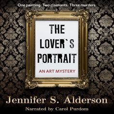 I am so excited to announce the release of my first audiobook!! The Lover's Portrait: An Art Mystery is now available on Audible, iBooks and Amazon worldwide!  It's already Whisper Sync ready (meaning if you buy the Kindle version, you can pick up the audiobook for next to nothing). You can also listen to it for free when you sign up for an Audible membership.  You can listen to a sample of narrator Carol Purdom's smooth voice on Amazon, Audible com, Audible co uk, and iBooks.  I ...