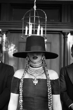 "On the set of ""Formation"""
