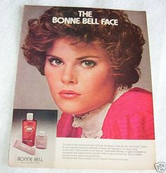 Bonne Bell 10-0-6 lotion was part of my daily face care for several years at least.  I'd use cotton balls saturated with the fruity smelling liquid to clean my face twice a day.  My bathroom and bedroom always smelled like 10-0-6 lotion.
