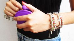 bracelets Bracelets, Charm Bracelets, Bracelet, Arm Bracelets, Bangles, Super Duo