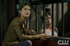 Beauty and the Beast -- Out of Control -- Pictured (L-R): Kristin Kreuk as Catherine and Jay Ryan as Vincent  -- Image Number: BB105b_0131r.jpg -- Photo: Sven Frenzel/The CW --  2012 The CW Network, LLC. All rights reserved.