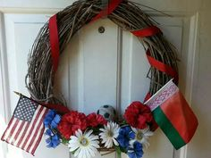 Wreath for home
