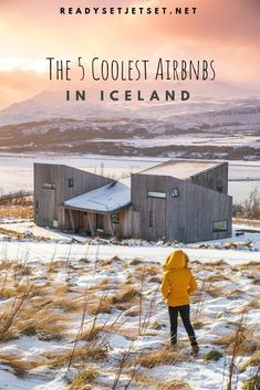 Where To Stay In Iceland: The 5 Coolest Airbnbs // // Here are 5 of the most epic Airbnbs in Iceland, from northern light watching in a wooden igloo to a traditional black house. These are the Airbnbs in Iceland worth splurging on! Iceland Travel Tips, Iceland Road Trip, Europe Travel Tips, European Travel, Places To Travel, Travel Destinations, Iceland House, European Tour, Travel Hacks