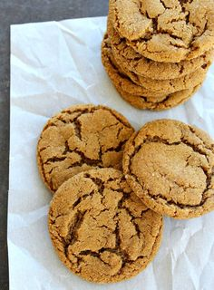 Black pepper gives Molasses Cookies an interesting bite. But you wouldn't know it if you weren't told. Perfect for cookie exchange parties. Fast and easy.