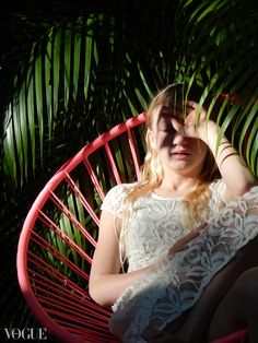 Rising Sun - Miami - Vogue Italia December 22th 2014