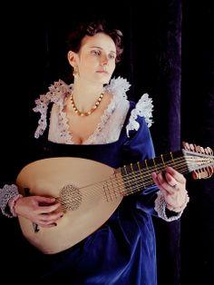 Anya in venetian costume by Ekaterina Mikhaylova-Smolnyakova, via Flickr