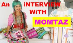 Momtaz learns how to sew a clutch bag