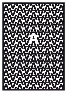 1 Letter Pattern