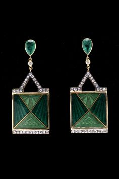 ArtDeco Earrings