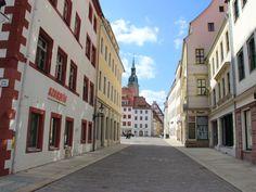 Zum Marktplatz.  #diewocheaufinstagram #ausflug #momentaufnahme #altstadt #freiberg #sachsen
