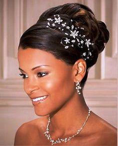 7 Best Afro Caribbean Wedding Hairstyle Images Wedding