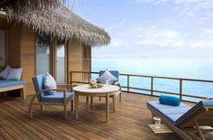 Sunset Over Water Suite - Anantara Dhigu Resort & Spa - Maldives