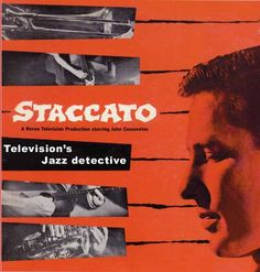 Johnny Staccato with John Cassavetes