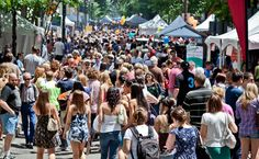 South Street Spring Festival makes Visit Philly's top pick list again! Major Events And Festivals Hitting Philadelphia This May