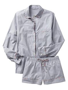 Woven cotton sleep set Product Image Cute Pajama Sets, Pajama Day, Cute Pjs, Pajamas For Teens, Tartan Pants, Cozy Pajamas, Women's Pajamas, Womens Pyjama Sets, Satin Pyjama Set