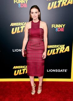 Holland Roden arrives at the premiere of Lionsgate's 'American Ultra' at Ace Theater Downtown LA on August 2015 in Los Angeles, California. American Lion, American Ultra, Celebrity Pictures, Celebrity Style, America Funny, Daily Photo, Celebs, Celebrities, Latest Pics