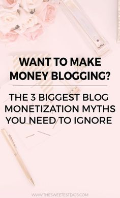 Want to make money blogging? Make sure you ignore these blog monetization…