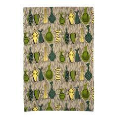 V&A 'Vases' Tea Towel||RNWIT||EVAEX