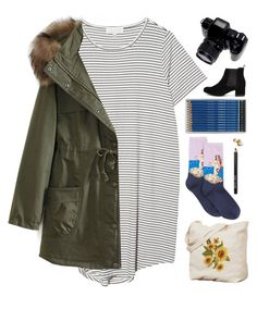 """slllllll"" by geenamichelle ❤ liked on Polyvore featuring moda, The Lady & The Sailor, WithChic, HOT SOX e Bobbi Brown Cosmetics"