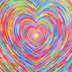 Full Square/Round Drill DIY Diamond Painting Colorful Heart LOVE Embroidery Mosaic Rhinestone Cross Stitch Kits Home Decor Wall Picture I Love Heart, Happy Heart, Color Heart, Coordination Des Couleurs, Leaves Illustration, Heart Painting, Mirror Painting, Astral Projection, Rainbow Heart