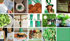 St. Patrick's Day round up  - crafts, activities, quotes, and FOOD!