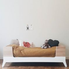 The #nobodinoz toddler bed #bigboybed