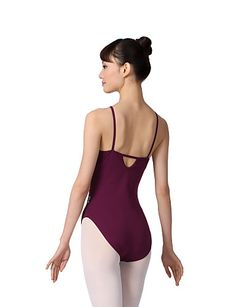 Dacewear Sleeveless Cotton Ballet Leotard For Ladies More Colors