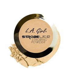 Strobe Lite Strobing Powder highlights your facial features by creating more depth and dimension where light usually hits. The soft and silky powder adds a fres